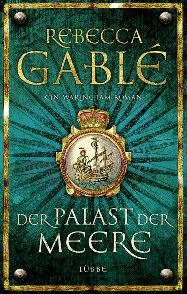 Der Palast der Meere - Ein Waringham-Roman (Mängelexemplar)