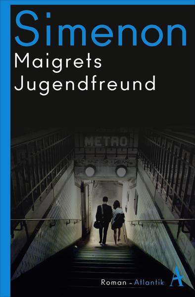 Maigrets Jugendfreund (Mängelexemplar)
