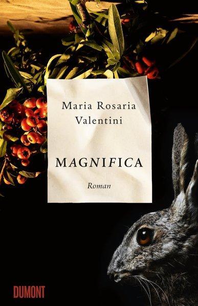 Magnifica - Roman (Mängelexemplar)