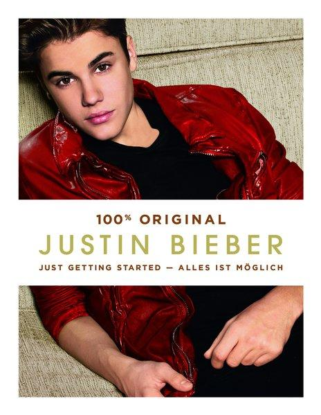 Justin Bieber:Just Getting Started - Alles ist möglich (Mängelexemplar)