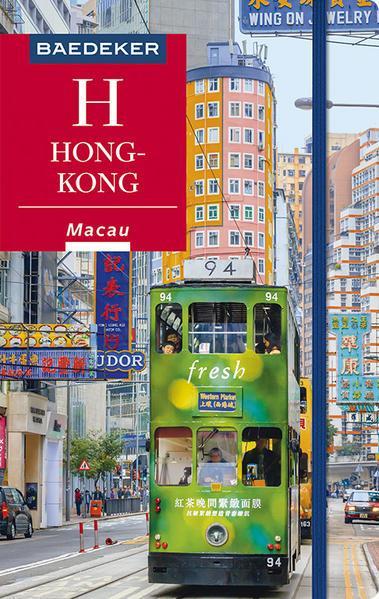 Baedeker Reiseführer Hongkong - mit praktischer Karte EASY ZIP (Mängelexemplar)