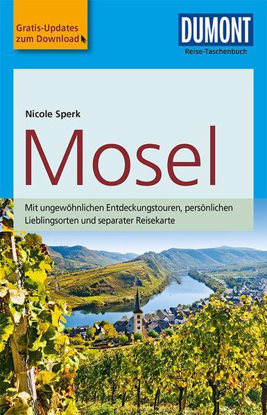 DuMont Reise-Taschenbuch Reiseführer Mosel - mit Online-Updates (Mängelexemplar)