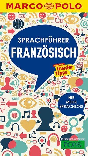 MARCO POLO Sprachführer Französisch (Mängelexemplar)