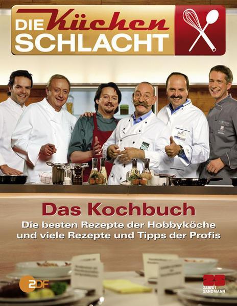 Die Küchenschlacht - Das Kochbuch (Mängelexemplar)