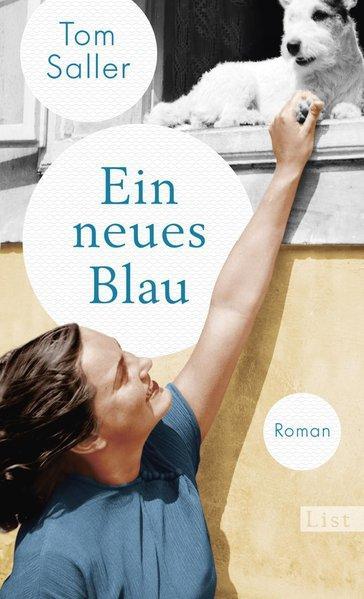 Ein neues Blau - Roman (Mängelexemplar)
