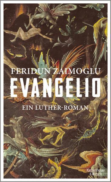 Evangelio - Ein Luther-Roman (Mängelexemplar)