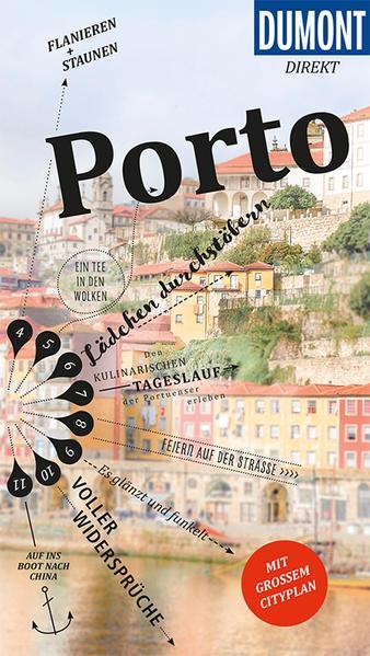DuMont direkt Reiseführer Porto - Mit großem Cityplan (Mängelexemplar)