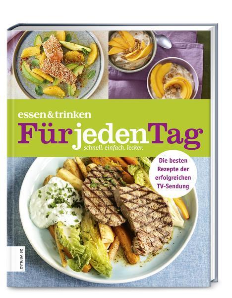 essen & trinken — Für jeden Tag - Das Kochbuch (Mängelexemplar)