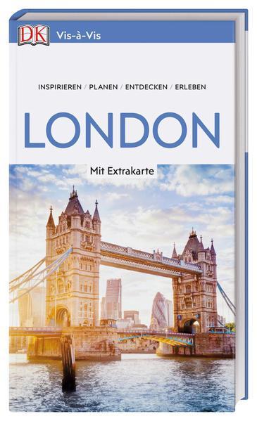 Vis-à-Vis Reiseführer London - mit Extra-Karte zum Herausnehmen (Mängelexemplar)