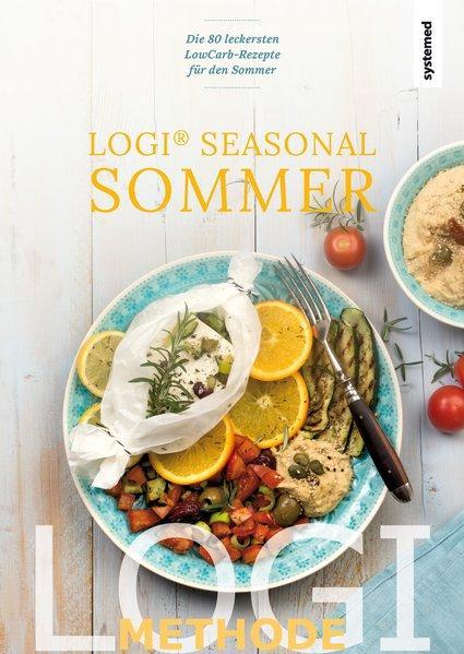 LOGI Seasonal Sommer - Die 85 leckersten Low-Carb-Rezepte für den Sommer (Mängelexemplar)