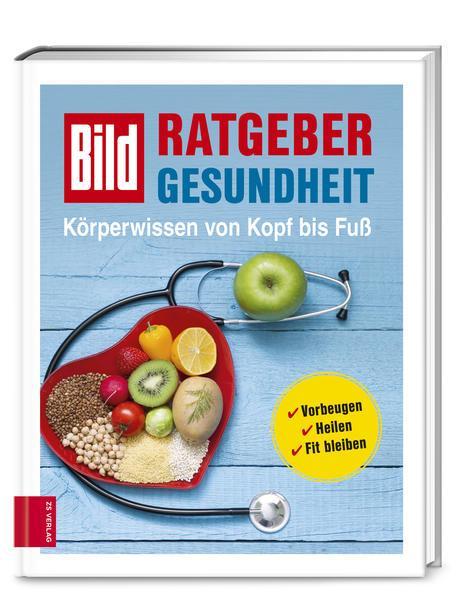 BILD Ratgeber Gesundheit - Körperwissen von Kopf bis Fuß (Mängelexemplar)