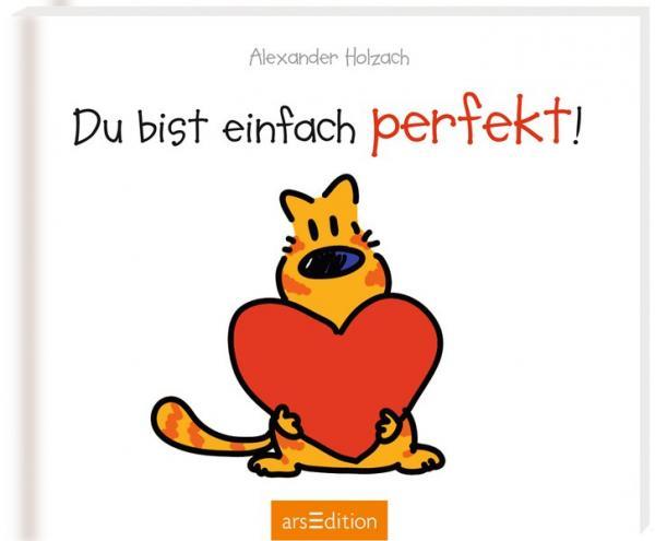Du bist einfach perfekt! - Geschenkbuch