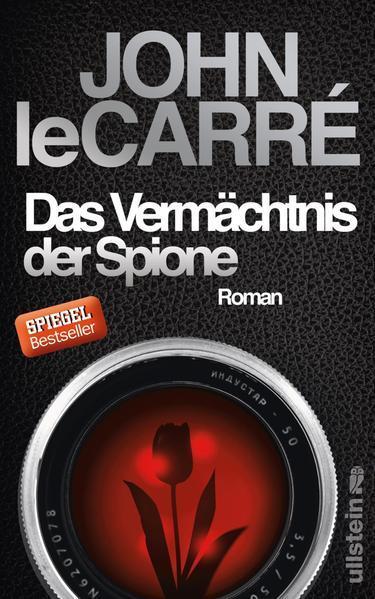 Das Vermächtnis der Spione - Roman (Mängelexemplar)