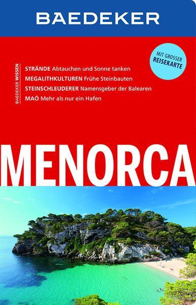 Baedeker Reiseführer Menorca - mit GROSSER REISEKARTE (Mängelexemplar)