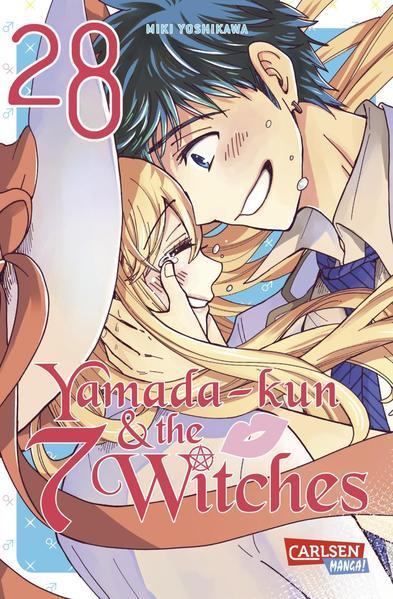 Yamada-kun and the seven Witches 28 (Mängelexemplar)