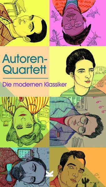 Autoren-Quartett - Die modernen Klassiker