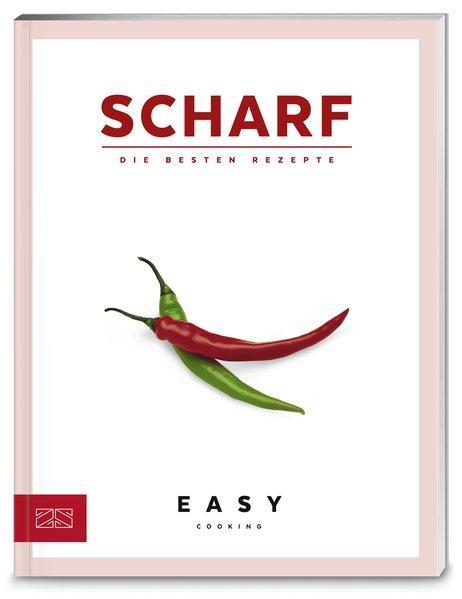 Scharf - Easy Kochbücher (Mängelexemplar)