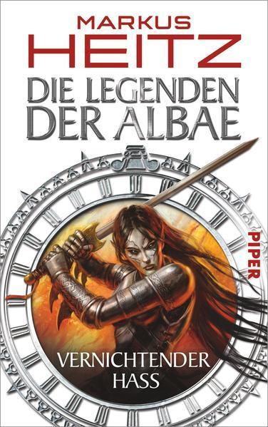 Die Legenden der Albae - Vernichtender Hass (Die Legenden der Albae 2)