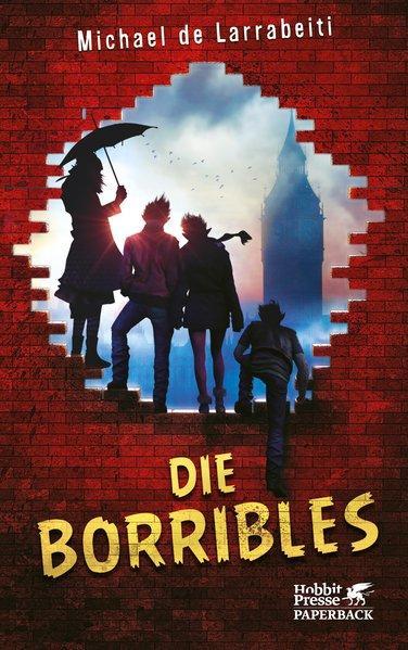 Die Borribles (Mängelexemplar)