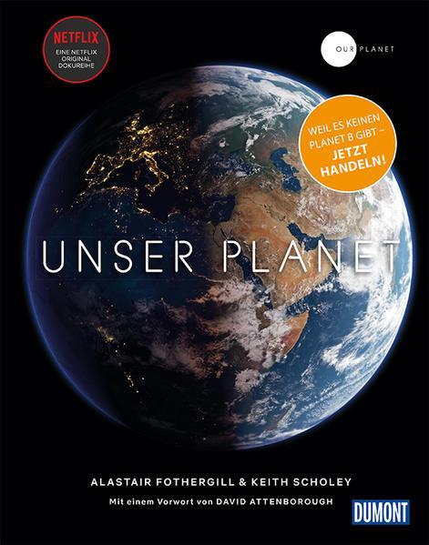 DuMont Bildband Unser Planet - Our Planet (Mängelexemplar)