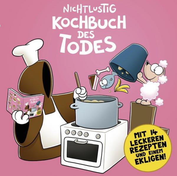 Kochbuch des Todes - Nichtlustig (Mängelexemplar)