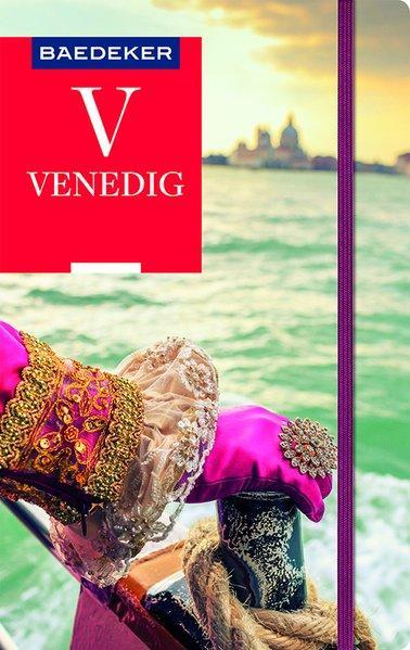 Baedeker Reiseführer Venedig - mit praktischer Karte EASY ZIP (Mängelexemplar)