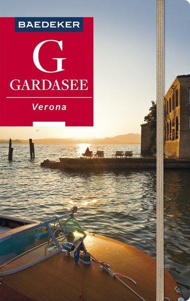 Baedeker Reiseführer Gardasee, Verona - mit praktischer Karte EASY ZIP (Mängelexemplar)