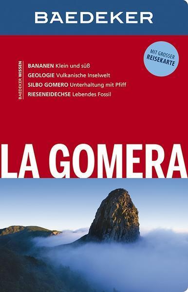 Baedeker Reiseführer La Gomera - mit GROSSER REISEKARTE (Mängelexemplar)