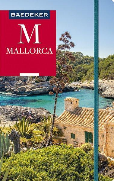 Baedeker Reiseführer Mallorca - mit praktischer Karte EASY ZIP (Mängelexemplar)