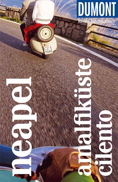 DuMont Reise-Taschenbuch Neapel, Amalfi, Cilento - plus Reisekarte. (Mängelexemplar)
