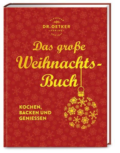 Das große Weihnachtsbuch (Mängelexemplar)