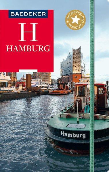 Baedeker Reiseführer Hamburg - mit praktischer Karte EASY ZIP (Mängelexemplar)