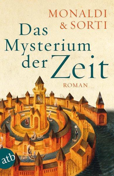 Das Mysterium der Zeit - Roman (Mängelexemplar)