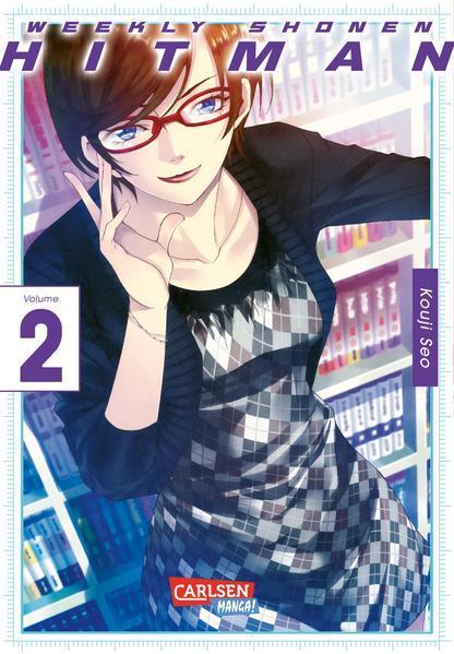 Weekly Shonen Hitman 2 - die erotische Manga-Redaktions-Romcom (Mängelexemplar)
