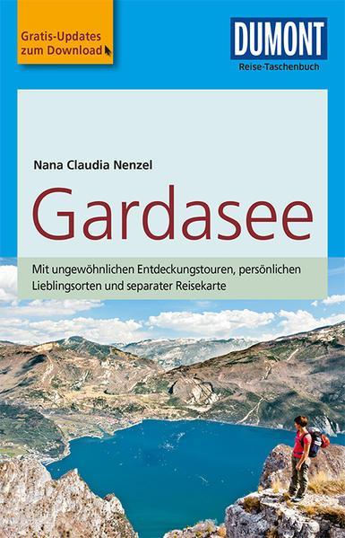 DuMont Reise-Taschenbuch Reiseführer Gardasee - mit Online-Updates (Mängelexemplar)