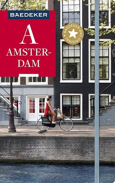 Baedeker Reiseführer Amsterdam - mit praktischer Karte EASY ZIP (Mängelexemplar)