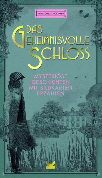 Das geheimnisvolle Schloss - Mysteriöse Geschichten mit Bildkarten erzählen