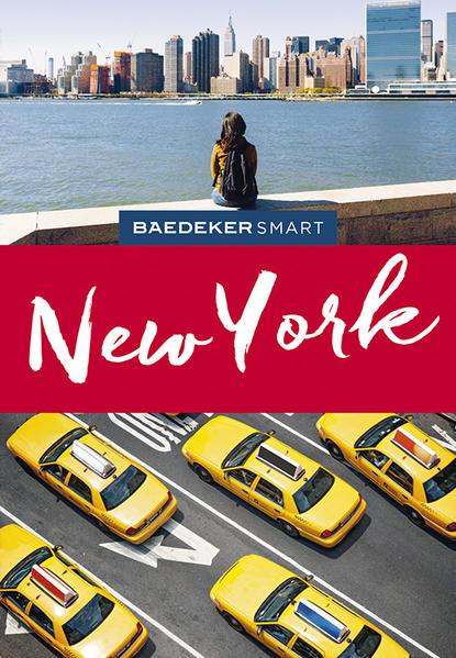 Baedeker SMART Reiseführer New York (Mängelexemplar)