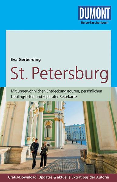 DuMont Reise-Taschenbuch Reiseführer St.Petersburg - mit Online-Updates (Mängelexemplar)