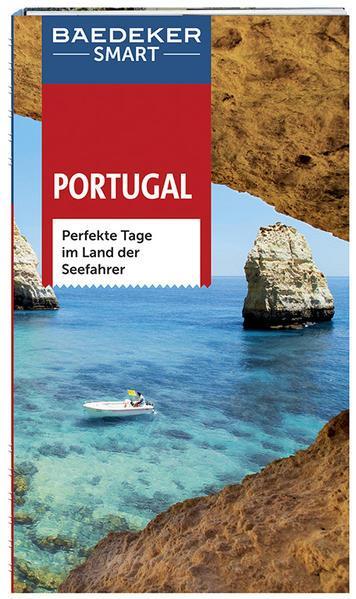 Baedeker SMART Reiseführer Portugal - Perfekte Tage im Land der Seefahrer (Mängelexemplar)