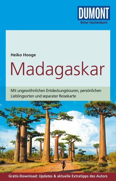 DuMont Reise-Taschenbuch Reiseführer Madagaskar - mit Online-Updates (Mängelexemplar)
