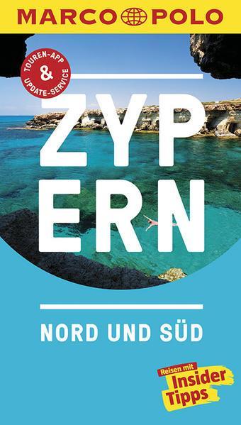 MARCO POLO Reiseführer Zypern, Nord und Süd - Reisen mit Insider-Tipps. (Mängelexemplar)