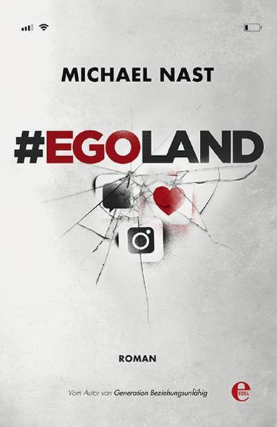 #EGOLAND - Roman (Mängelexemplar)