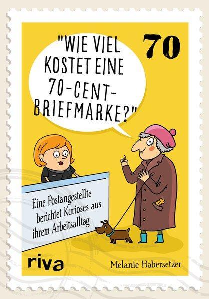 Wie viel kostet eine 70-Cent-Briefmarke? (Mängelexemplar)
