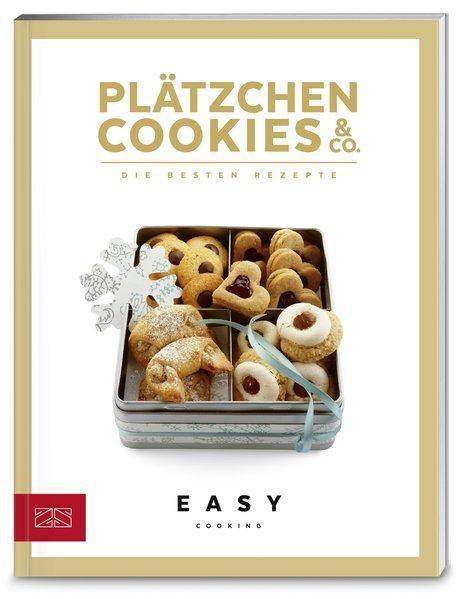 Plätzchen, Cookies & Co. (Mängelexemplar)