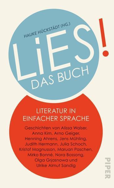 LiES. Das Buch - Literatur in Einfacher Sprache (Mängelexemplar)