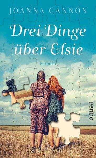 Drei Dinge über Elsie - Roman (Mängelexemplar)