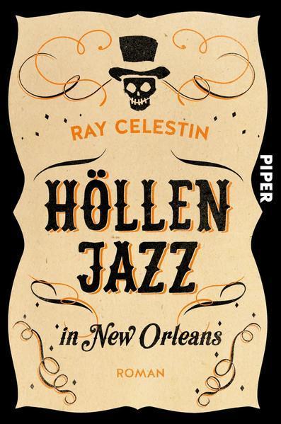 Höllenjazz in New Orleans - Roman