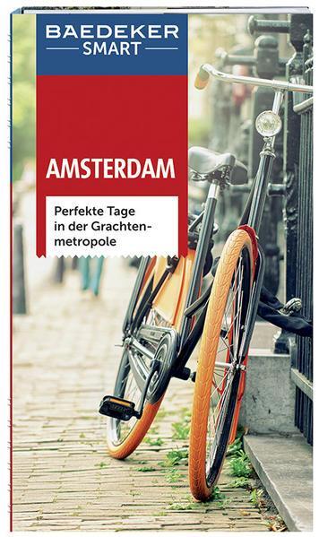 Baedeker SMART Reiseführer Amsterdam - Tage in der Grachtenmetropole (Mängelexemplar)