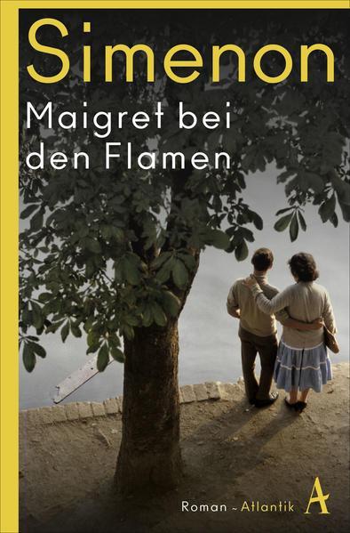 Maigret bei den Flamen - Roman (Mängelexemplar)